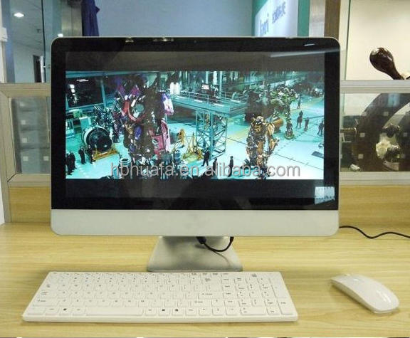 19inch Desk Wifi Lcd Touch Screen All In One Pc Monitor