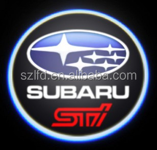 Wholesale No Drill Led Car Logo With Names Laser Lights With Car - Car sign with names