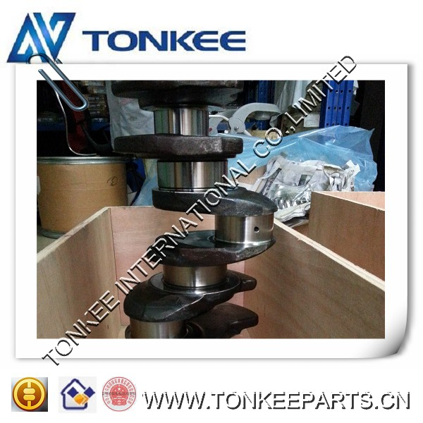DEUTZ D7E CRANKSHAFT, DEUTZ D7E Crankshaft for VOLVO EC290B, 20790461