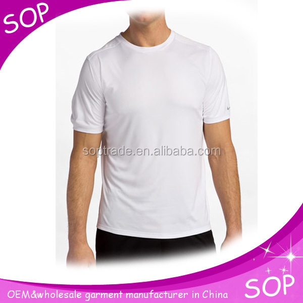 Import blank high end china men fashion t-shirt in wholesale clothes