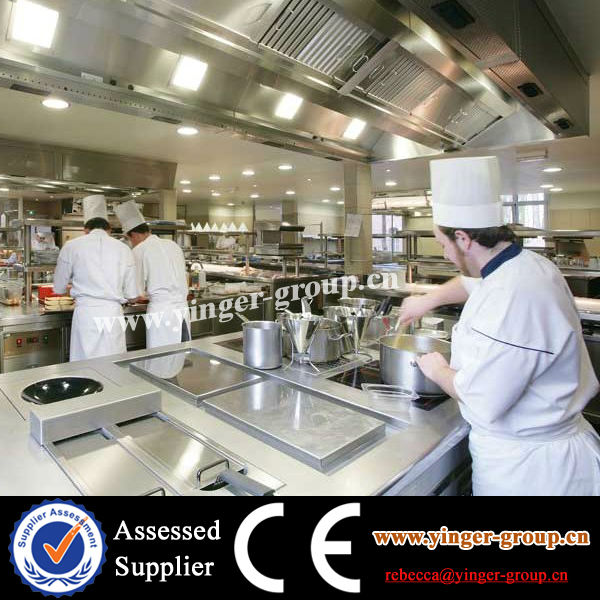 five star hotel kitchen project commercial kitchen outlet