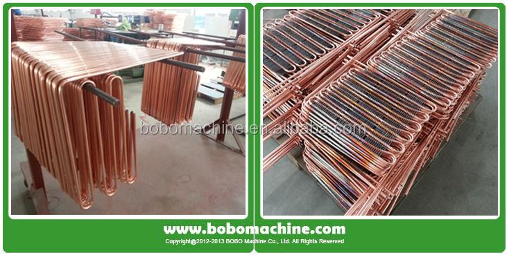 Serpentine Copper Tube Bending Machine - Buy Copper Tube Bending ...