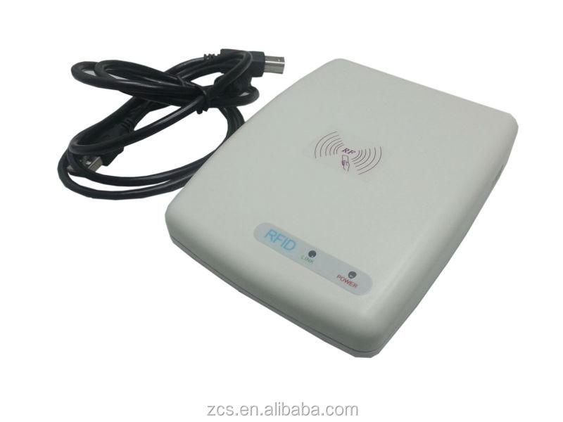 All In One Pc Active Rfid Reader For Security System Turnstile ...