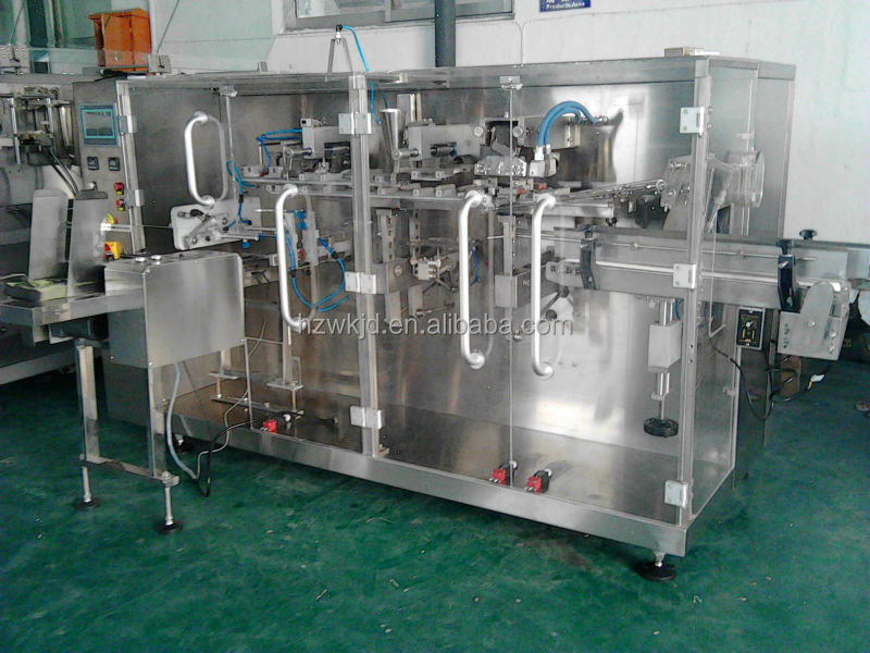 Ev Automatic Multi-functional Doy Pack Liquid Seal Packing Machine ...