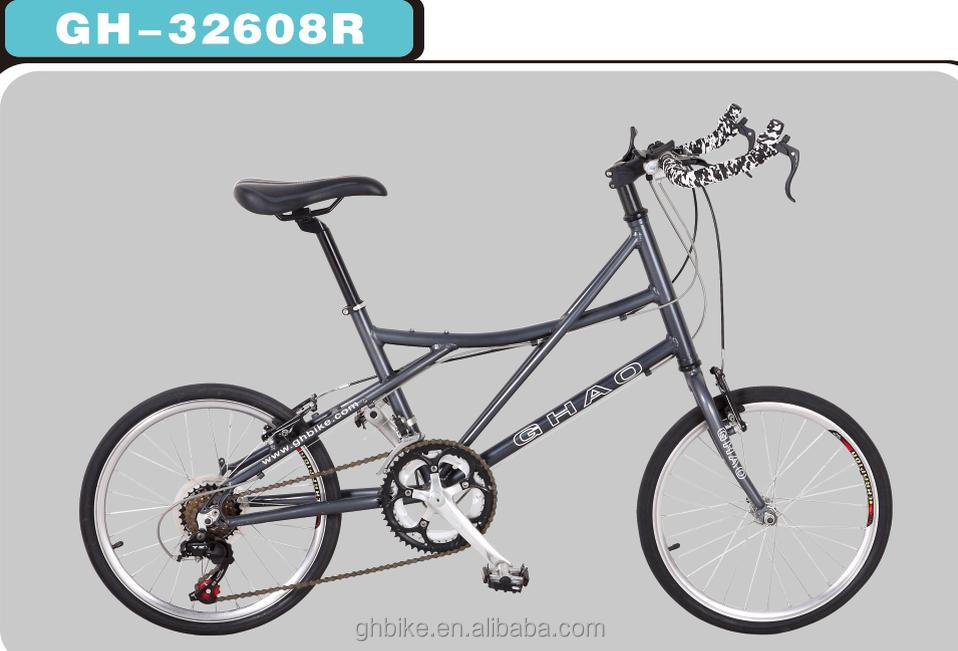 20 Inch Mini Road Bike Bicycle 14 Speed Racing Cycling For Sale ...