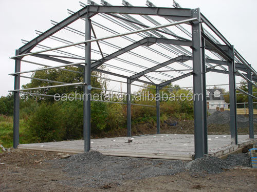 Prefabricated easy install steel structure tent design buy steel structure - Construire un gazebo ...