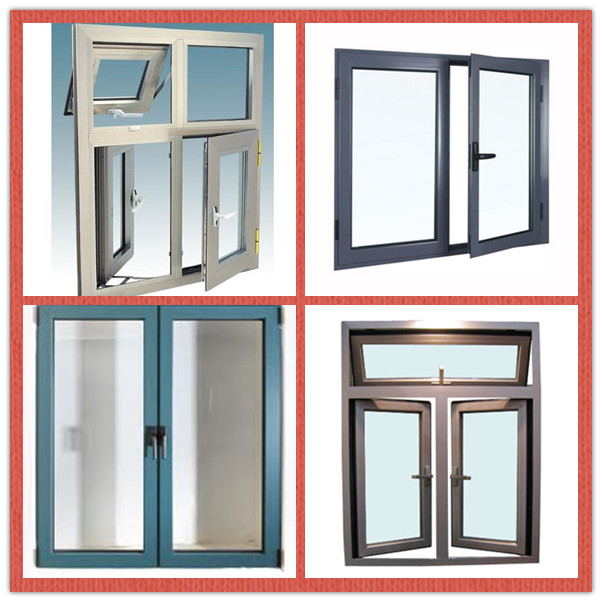 Wanjia Aluminum Windows Model In House