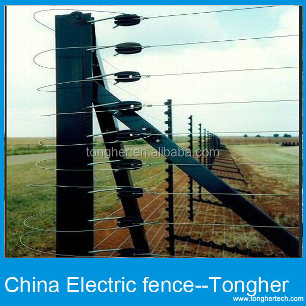 china stable performance high voltage wire electric fence energizer 14kv pulse safe electric fencing solar power