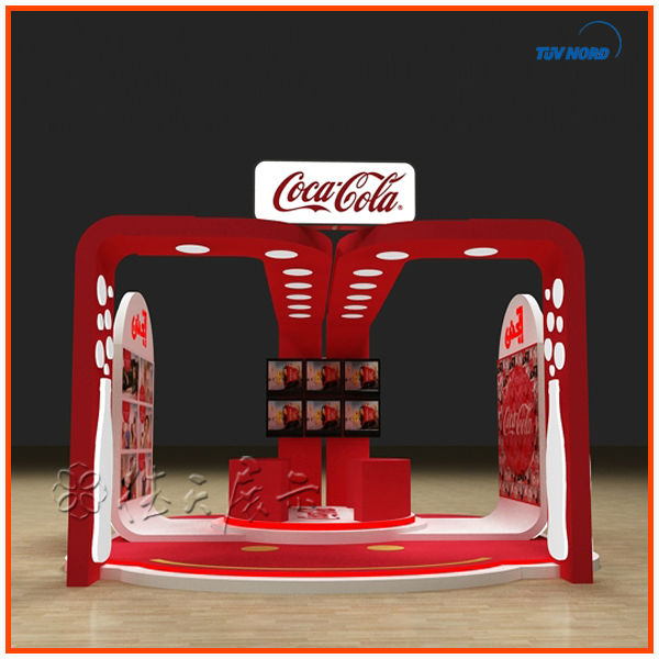 Food Exhibition Stand Design : International food exhibition booth fair show