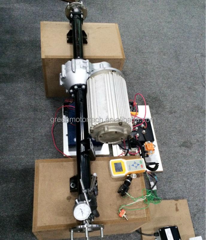 Tricycle Electric Motor Kit Mid Drive Motor E Bike Kit
