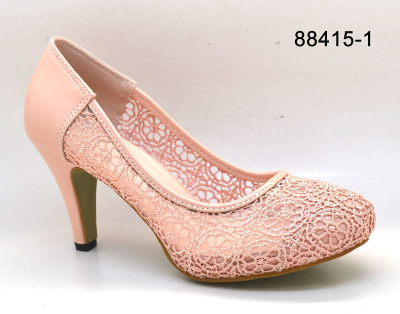 Low Heel Dress Shoe Women Low Heel Sexy Shoes Lace Sexy Dress