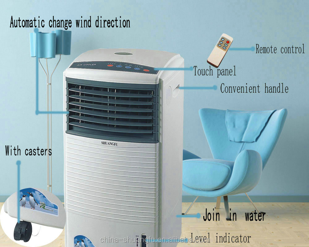 Cheap Air Evaporative Cooler/portable Air Water Fan/cheap ...