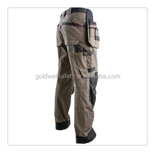 Cotton Craftsman Trousers
