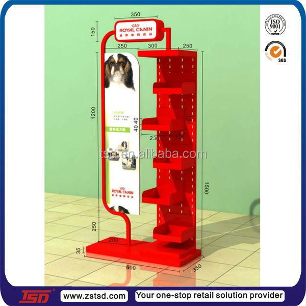 Dog Food Display Rack