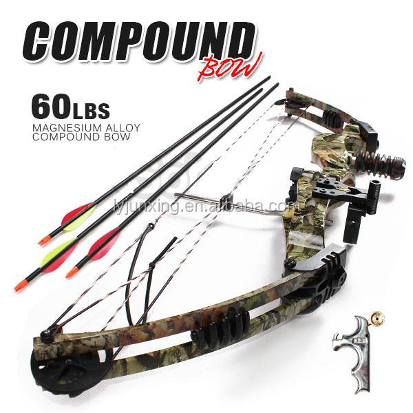 50--60lbs Hunting Compound Bow afac8386b