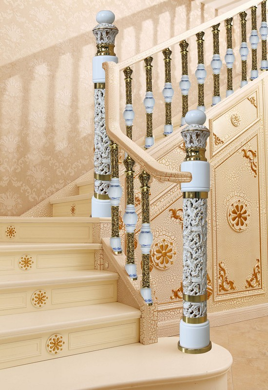 Antique Stair Railings Stair Handle Railings With Solid Wood