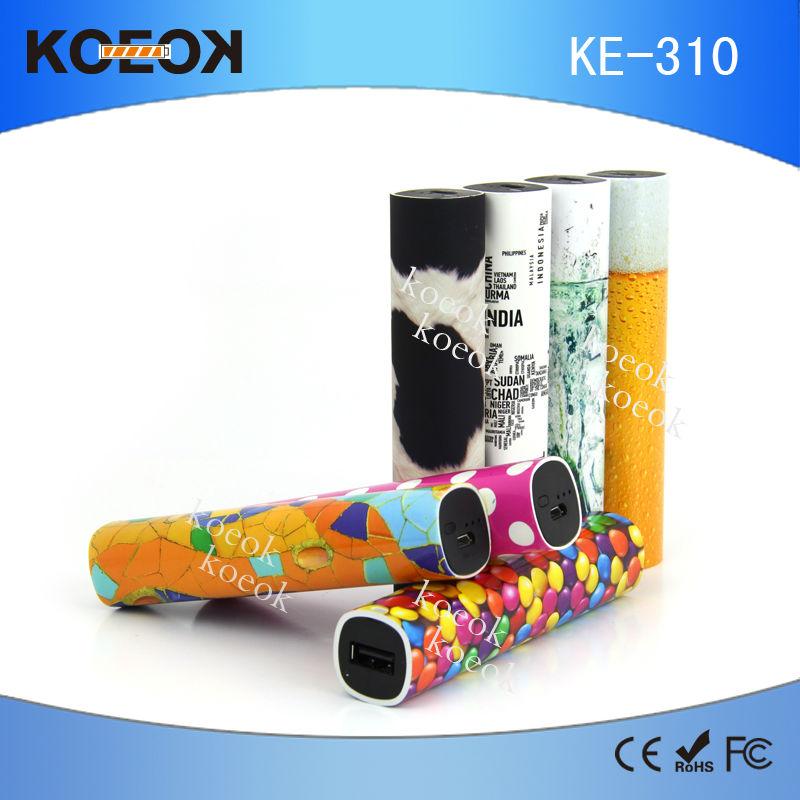 Art Nouveau Produit Chinois Leopard Print Koeok Mobile Power Pack ...