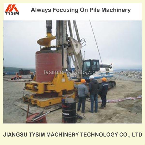 Hydraulic System Casing Oscillator for 600-1500 mm