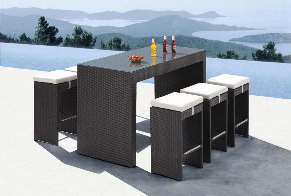 Hd Diseño De Muebles Al Aire Libre Para La Venta Rota Bar Set ...