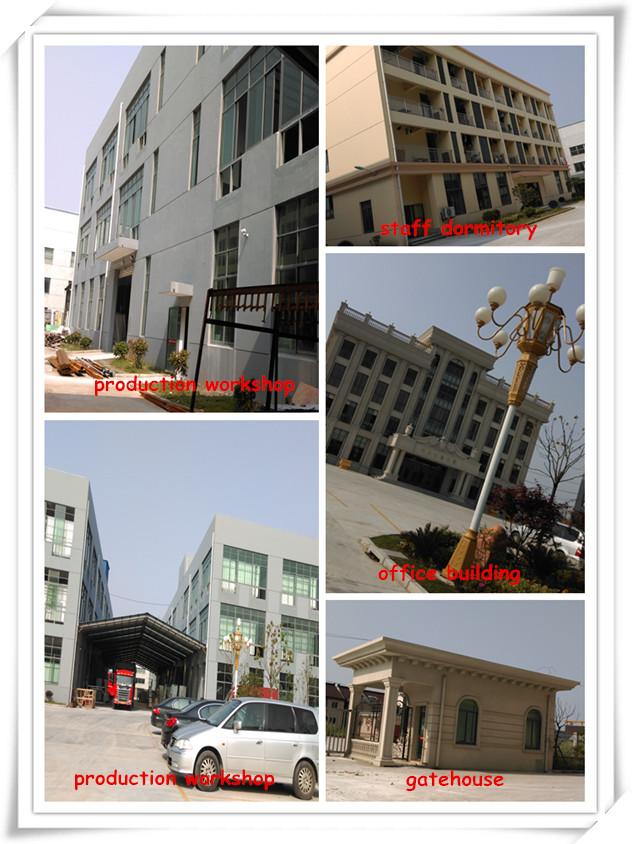 Wholesale Low Price Outdoor Decor Cement Railings