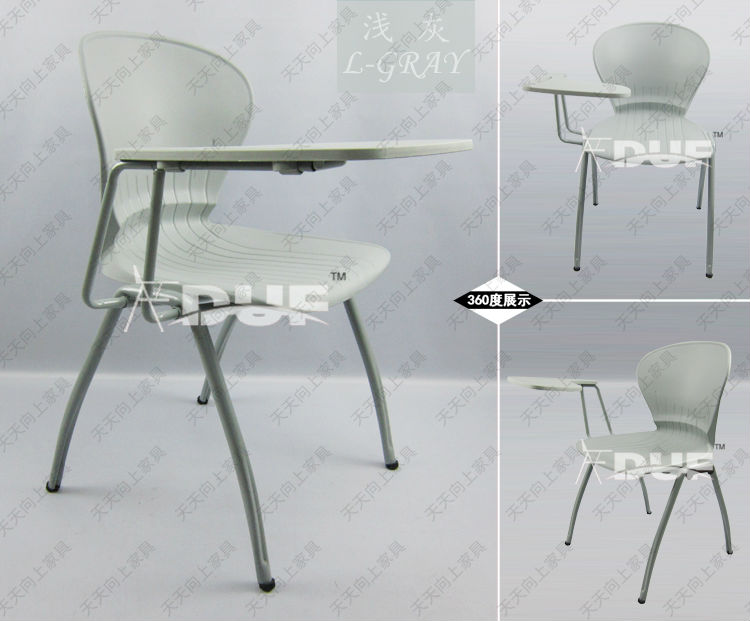 School Furniture Student Chair Lecture Hall Chair And Tablet Wholesale  Price With Free Shipment (50