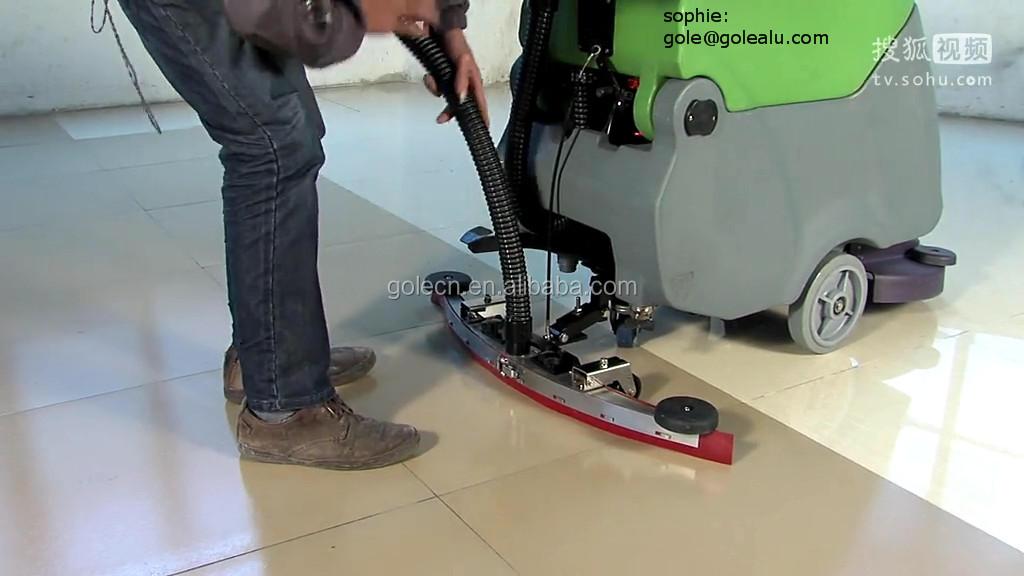 Robot Floor Scrubber, Concrete Floor Cleaning Machine