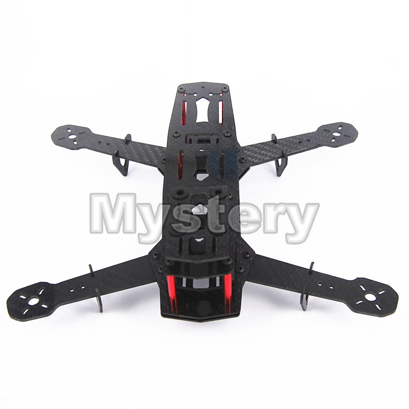 Blackout QAV250 Carbon Fiber Mini 250 FPV Quadcopter Frame