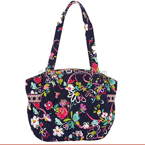 Designer Quilted 100 Cotton Handbag Buy 100 Cotton