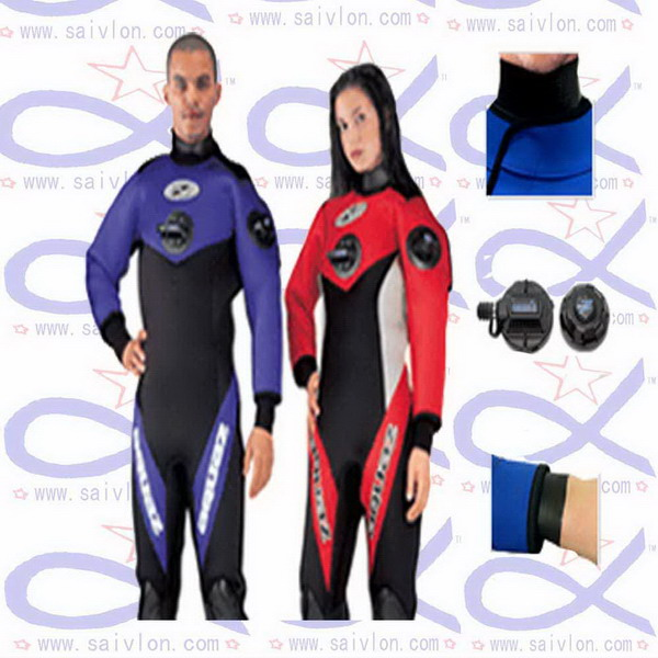 Top quality hot sell rubber diving suit