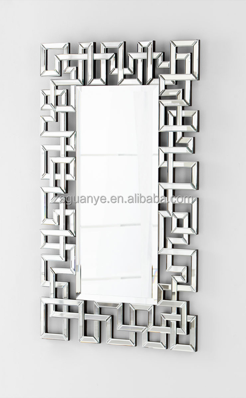 Hot Selling Contemporary Modern Elegant Fancy Decorative Wall Mirror For Bathroom Living Room Hotel Buy Modern Framed Decorative Wall Mirror Modern Fancy Mirror Unique Rectangular Wall Mirror Product On Alibaba Com