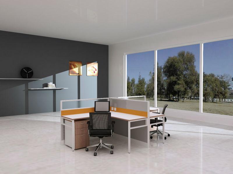 Modern Design Cubicle Office Workstation Furniture