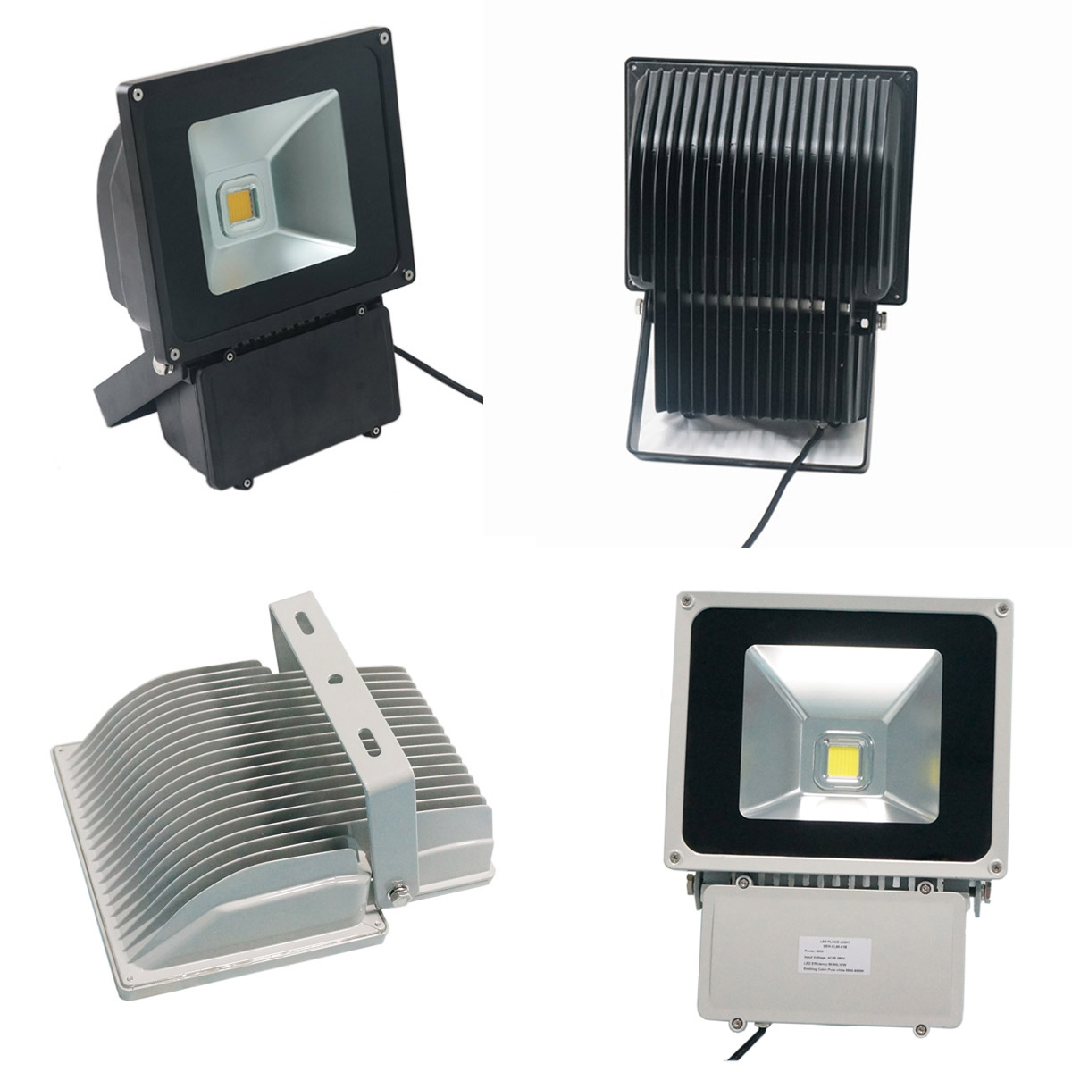 Aluminum Heat Sink Solar Outdoor Led Lighting System Led Outdoor ...