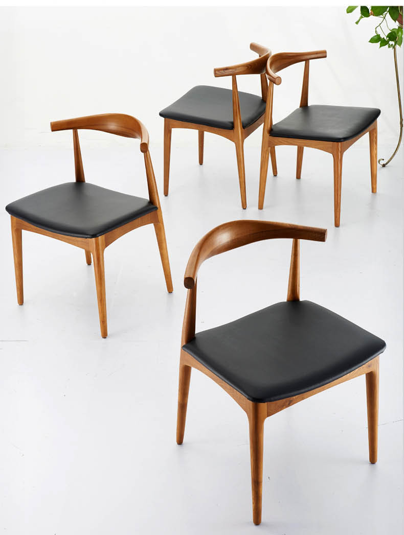 HANS COW HORN CHAIR 11