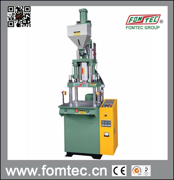 Small Vertical type Plastic injection moulding machine 25TON