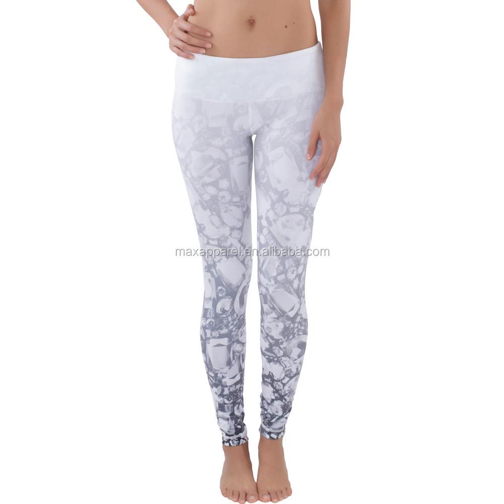 Womens White Leggings Pants