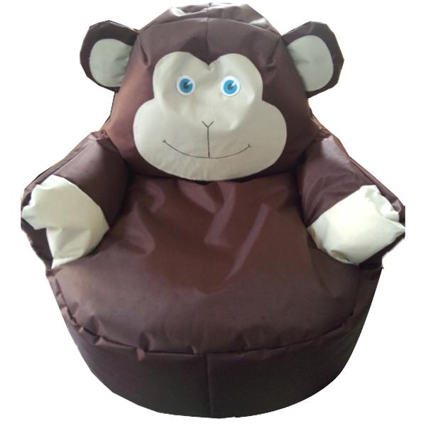 2016 Mini Monkey Beanbag Seat Chair For Kids