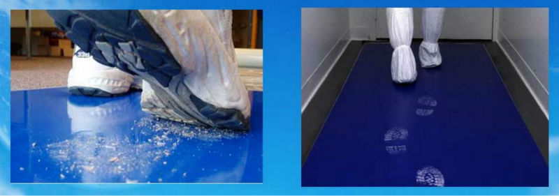 esd sticky mats/disposable sticky mat/sticky floor mat - buy esd