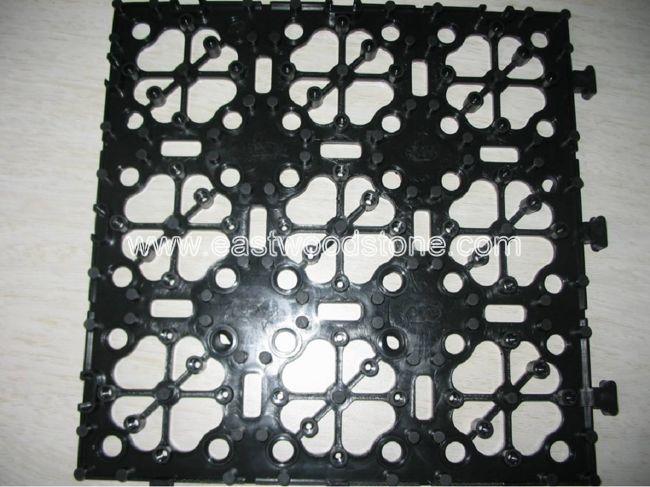 Interlocking Plastic Base Deck Tile Buy Interlocking