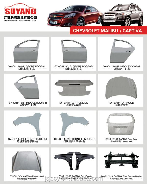 Car Door Parts