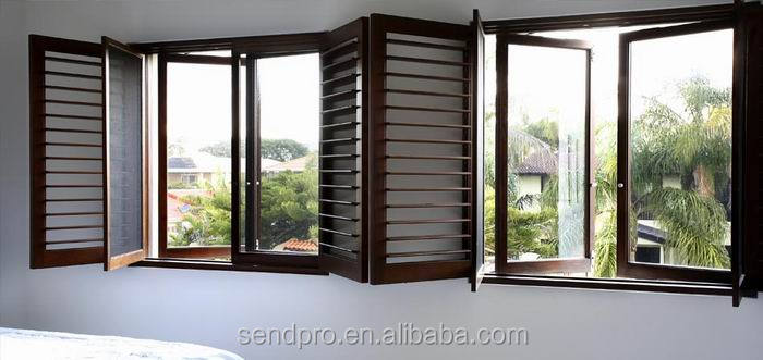 Jalousien Modern jalousie window design