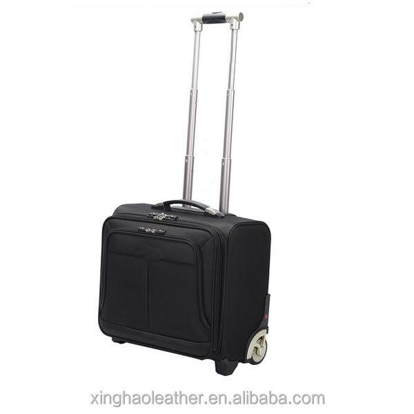 2014 Hot Sale Men's Nylon Suitcases,Mini Travel Bags,Two Wheels ...