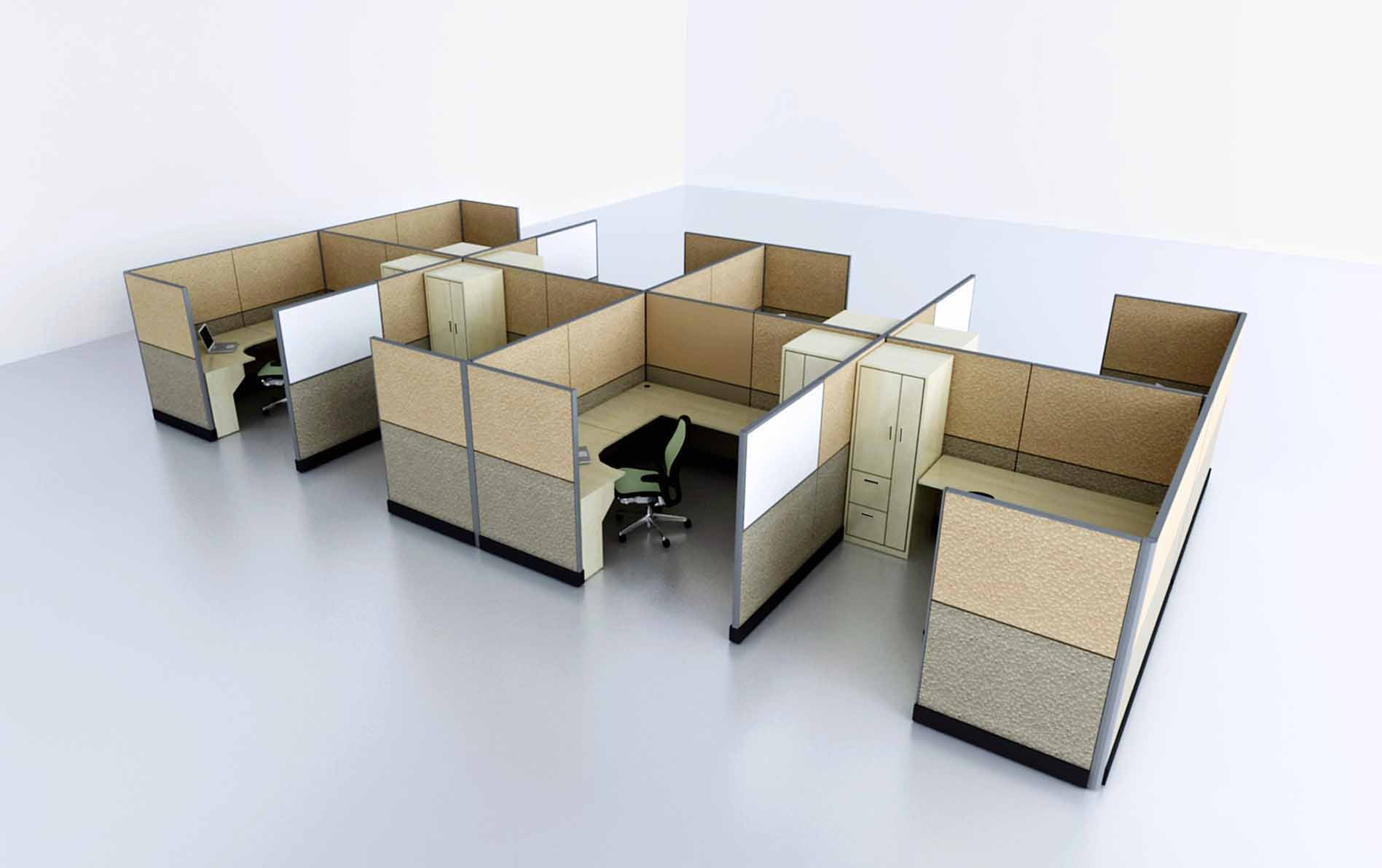New Design Office Workstation