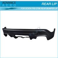 Rear Bumper For 13 14 Scion Frs Fr-s Gt86 J Style Pu Lip Bodykit ...