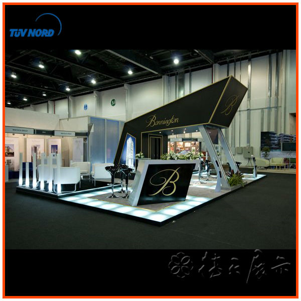 Cheap Exhibition Stand Design : Exhibition booth material aluminium extrusion mm square