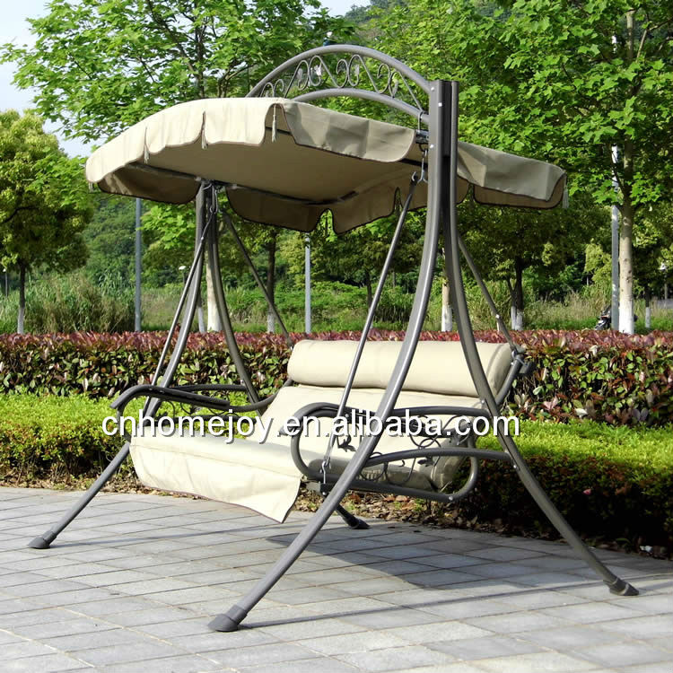 Luxury 3 Seater Swing Chairs Outdoor, Garden Swing Chair