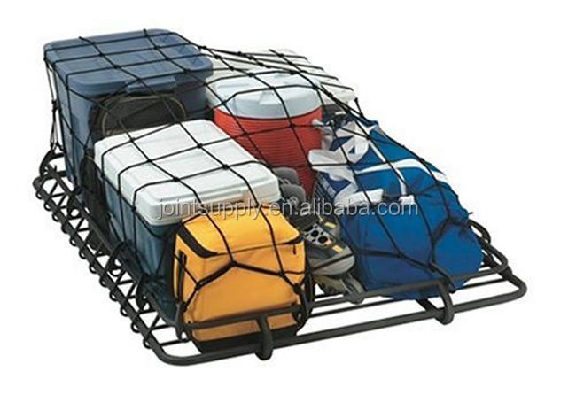 4x4 4wd Offroad 160cm 110cm Roof Rack Elastic Cargo Net