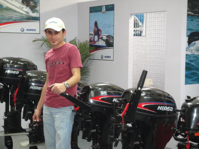 Best hidea 4 stroke 15hp boat engine outboard hdf15 Best 15hp outboard motor