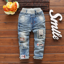 2016 Hot Sale Spring Casual Jeans Baby Boys Jeans Boys Fashion Jeans High Quality Boys Jeans