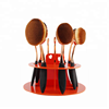 Toothbrush Shape Acrylic Cosmetic Brush Holder