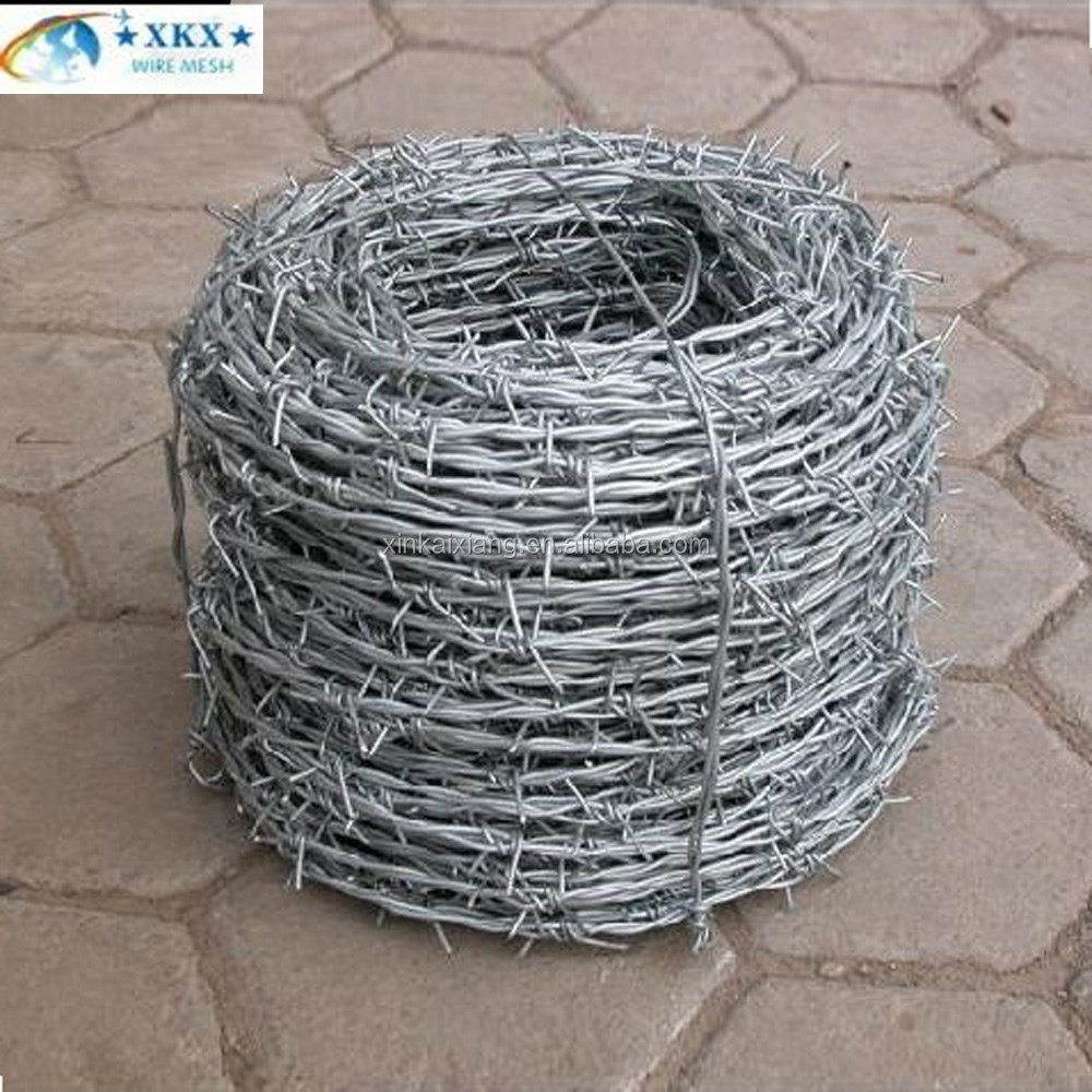 Galvanized Double Twisted Concertina Barbed Wire Price Per Roll ...